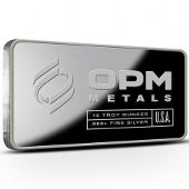OPM Silver Bars