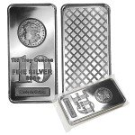 10 oz Silver Bar (Varied, Any Mint)