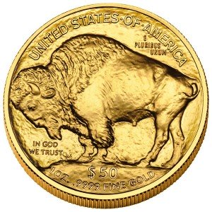 2014 1 oz American Gold Buffalo (BU)