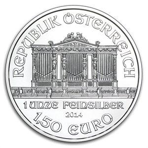2014 Austrian Silver Philharmonic (BU)